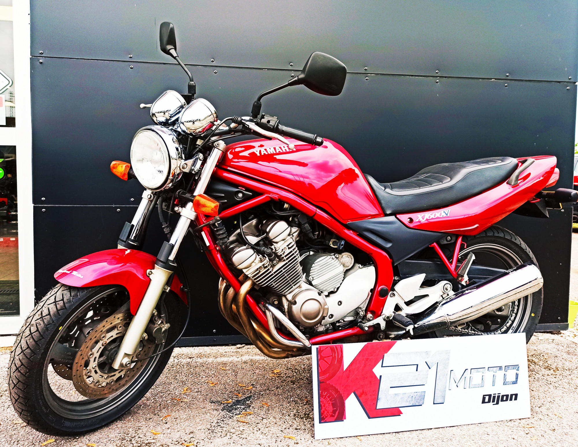1998 Yamaha XJ 600 N Diversion - Moto.ZombDrive.COM